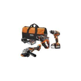 Pack d'outils électroportatifs